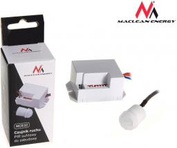 Maclean Czujnik ruchu pir z zew sensorem 800W 360° (MCE32)