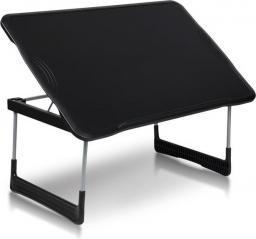 4World Wielofunkcyjne biurko Czarne (09995)