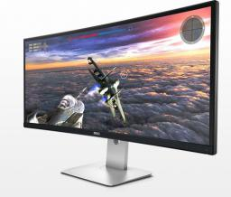 Monitor Dell UltraSharp U3415W (210-ADYS)