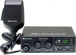 CB Radio Radio Cb Alan 100 Plus/B Am-Fm
