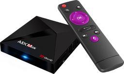 Aludra smart tv box A5X max iptv android 9 pie netflix