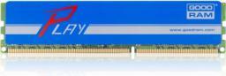 Pamięć GoodRam Play, DDR3, 4 GB,1600MHz, CL9 (GYB1600D364L9S/4G)