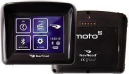 Nawigacja GPS NavRoad NavRoad MOTO 2 + Navigator FREE EUROPE (nawigacja motocyklowa i samochodowa) (5901597741947)