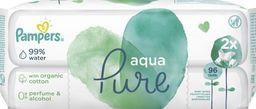 Procter & Gamble Pampers Aqua Pure chusteczki nawilżane 2 x 48 sztuk