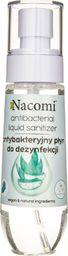 Nacomi Nacomi Płyn antybakteryjny do dezynfekcji - 80 ml - WYSYŁKA W CIĄGU 24H -