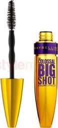 Maybelline  Maybelline Colossal Big Shot Volum Express Very Black 9,5 ml - Tusz do rzęs