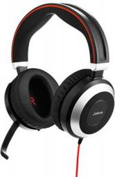 Słuchawki z mikrofonem Jabra Evolve 80 Duo (7899-829-209)
