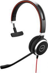 Słuchawki z mikrofonem Jabra Evolve 40 Mono (6393-829-209)