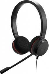 Słuchawki z mikrofonem Jabra Evolve 20 Duo (4999-829-209)