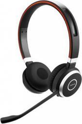 Słuchawki z mikrofonem Jabra Evolve 65 Duo MS (6599-823-309)