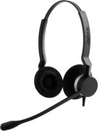 Słuchawki z mikrofonem Jabra Headset BIZ 2300 Duo 82E-STD,NC,FreeSpin (2309-820-104)
