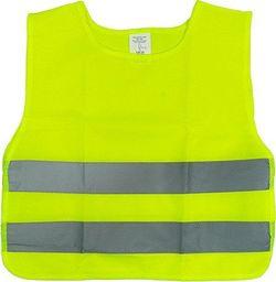 Automax Kamizelka ostrzegawcza z certyfikatem, dziecięca - żółta uniwersalny
