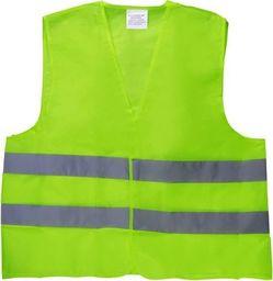 Automax Kamizelka ostrzegawcza z certyfikatem, M/XXL Professional - zielona uniwersalny