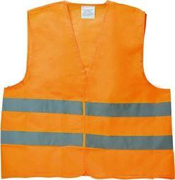 Automax Kamizelka ostrzegawcza z certyfikatem, M/XXL Professional - pomarańczowa uniwersalny