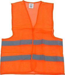 Kamizelka ostrzegawcza XL - pomarańczowa uniwersalny