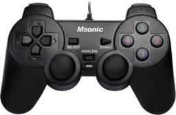 Gamepad Vakoss MN3329BK PC/PS3