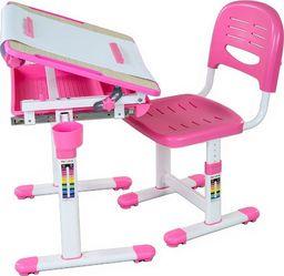 FunDesk Biurko dziecięce Fun Desk Bambino Różowy