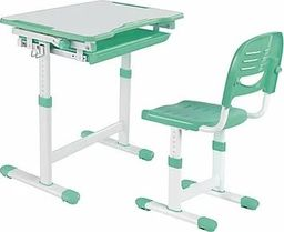 FunDesk Biurko dziecięce Fun Desk Piccolino zielone