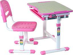 FunDesk Biurko dziecięce Fun Desk Piccolino różowy