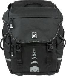 Willex Willex Sakwy rowerowe 1200, 28 L, czarne, 13311