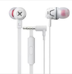 Słuchawki Cresyn C450s do Smartphona (mic+pilot) białe  (Cresyn C450s biale)