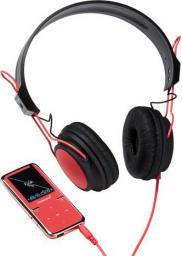 Odtwarzacz MP4 Intenso Scooter 8GB, Słuchawki, Różowy (3717763)