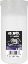 Bispol Wkład do zniczy parafinowy BISPOL P320 68H 1szt.