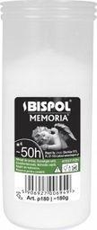 Bispol Wkład do zniczy parafinowy BISPOL P180 50H 1szt.