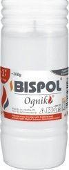 Bispol Wkład do zniczy parafinowy BISPOL WP3 72H 1szt.