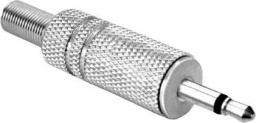 Jack 3,5 mono metal (WTY0010)