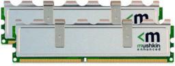 Pamięć Mushkin Silverline, DDR2, 4 GB, 667MHz, CL5 (996756)
