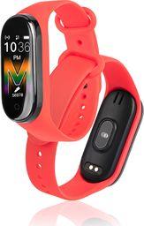 Smartband Microwear M5 Czerwony