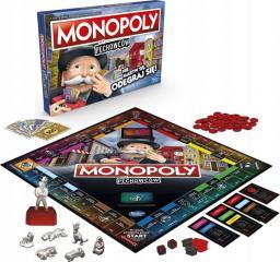 Hasbro Monopoly Dla Pechowców (E9972)