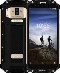 Smartfon Oukitel WP2 64 GB Dual SIM Czarno-złoty  (WP2-GD/OL)