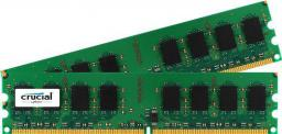 Pamięć Crucial DDR2, 4 GB,800MHz, CL6 (CT2KIT25664AA800)