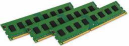 Pamięć Kingston DDR3, 24 GB,1333MHz, CL9 (KVR13N9K3/24)