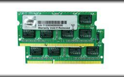 Pamięć do laptopa G.Skill DDR3 SODIMM 2x8GB 1333MHz CL9 dla Mac (FA-1333C9D-16GSQ)