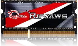 Pamięć do laptopa G.Skill DDR3 SO-DIMM 4GB 1600-9 SL (F3-1600C9S-4GRSL)