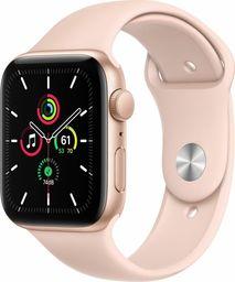 Smartwatch Apple SMARTWATCH SERIES SE 44MM/GOLD/PINK MYDR2EL/A APPLE