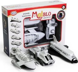 Malblo Magnetic Pojazdy Kosmiczne 3+ Malblo