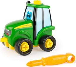 Tomy Zbuduj mini traktorek John Deere 3+ Tomy