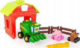 Tomy Zbuduj mini farmę John Deere 18m+ Tomy