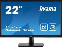 Monitor iiyama ProLite X2283HS-B5
