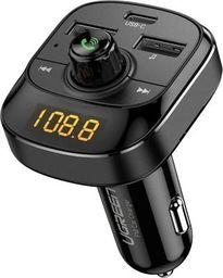 Transmiter FM Ugreen Ugreen Transmiter FM Bluetooth MP3 USB 4,8A 70717