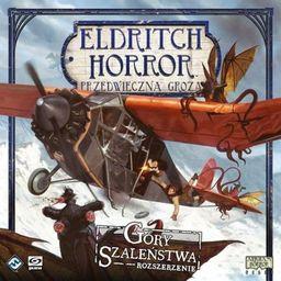 Galakta Dodatek do gry Eldritch Horror: Przedwieczna Groza - Góry Szaleństwa (GAL_EH03)