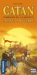Galakta Catan: Miasta i Rycerze - Dodatek dla 5-6 graczy