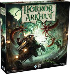 Galakta Horror w Arkham 3. edycja