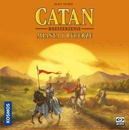 Galakta Catan - Miasta i Rycerze