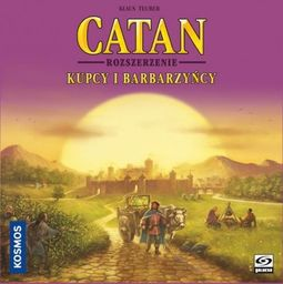 Galakta Catan - Kupcy i barbarzyńcy