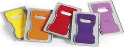 Podstawka Durable Podstawka ładowania telefonu Varicolor Phone Holder Durable Czerwony